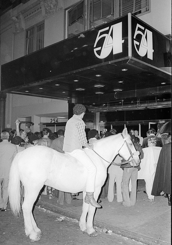 STUDIO 54 AND OTHERS